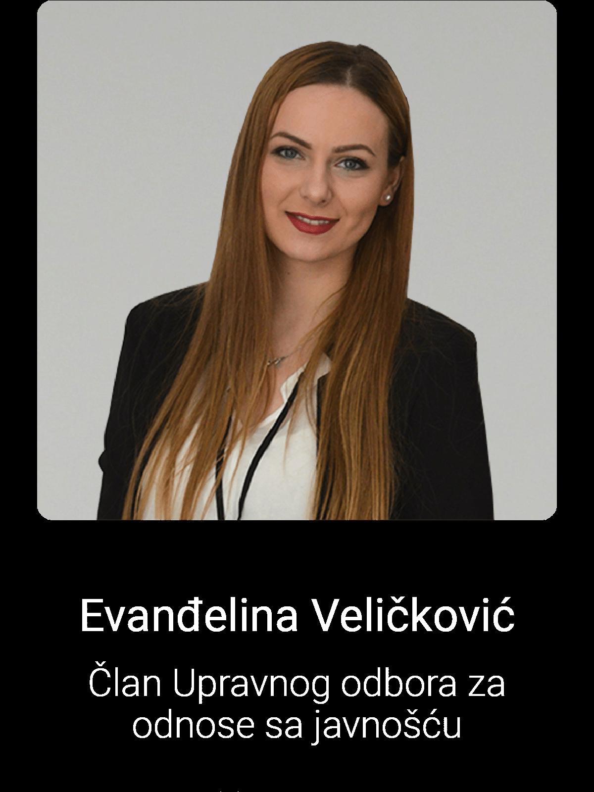 Evanđelina Veličković