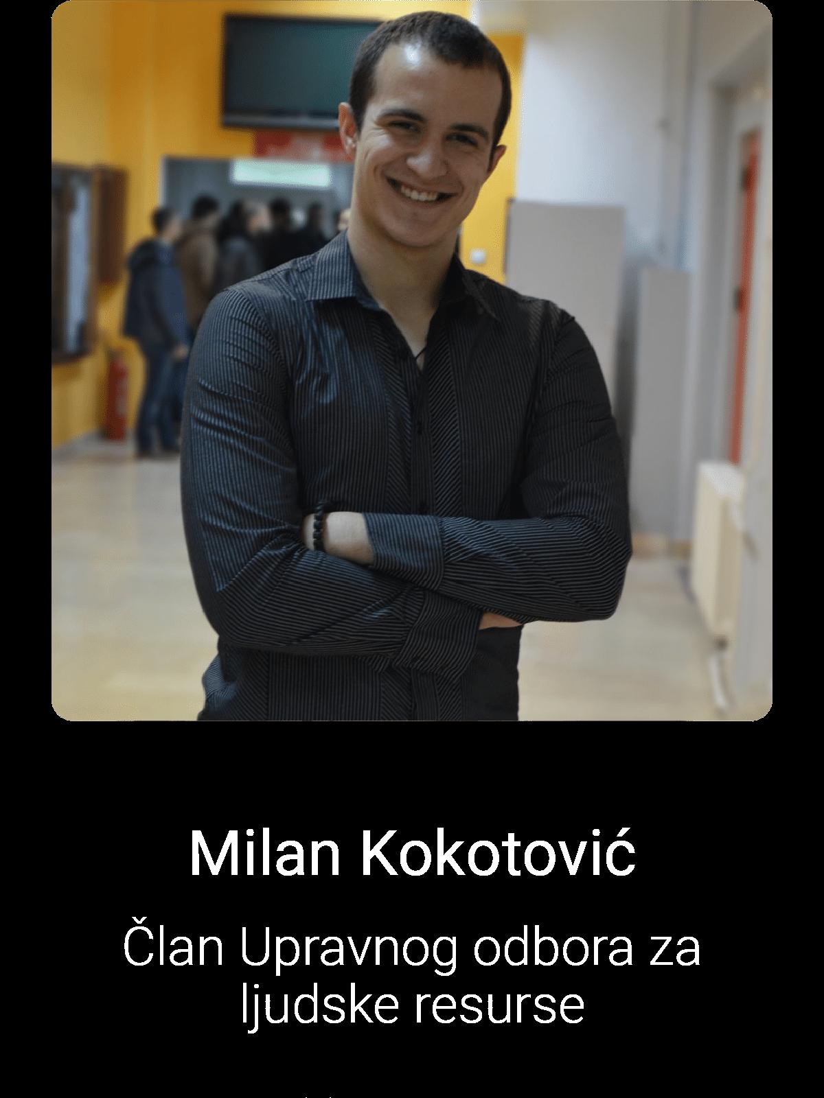 Milan Kokotović