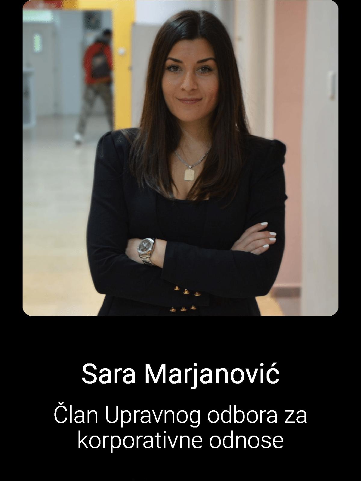 Sara Marjanović