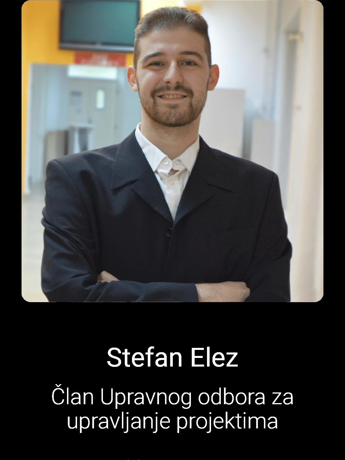 Stefan Elez