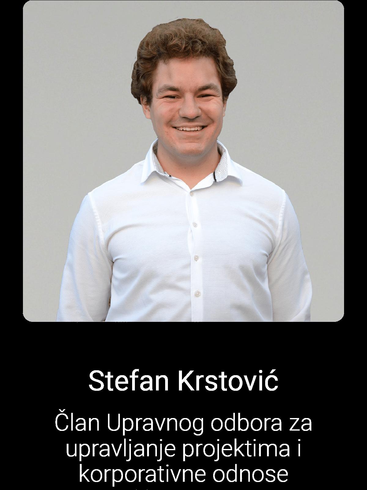 Stefan Krstović