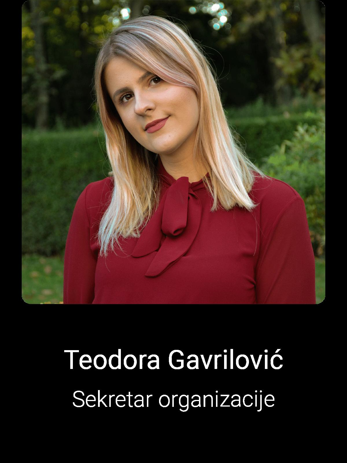 teodora-gavrilovic